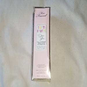 Too Faced Tutti Frutti Dew You Foundation